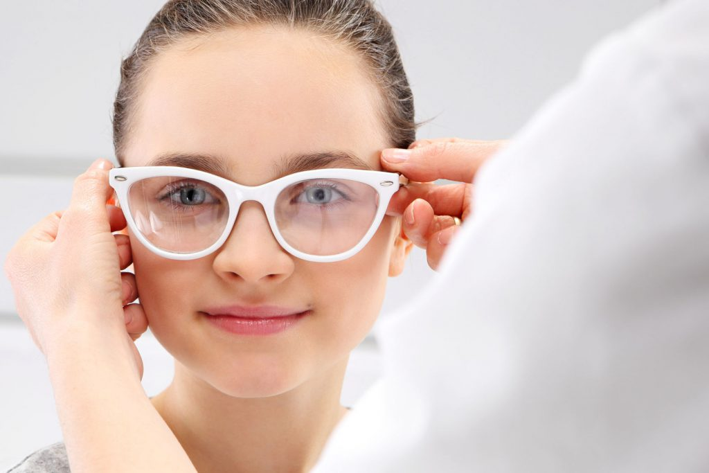 Optiker Krauss Berlin Augenuntersuchung Kinderbrillen Schielen Winkelfehlsichtigkeit Prismenbrillen