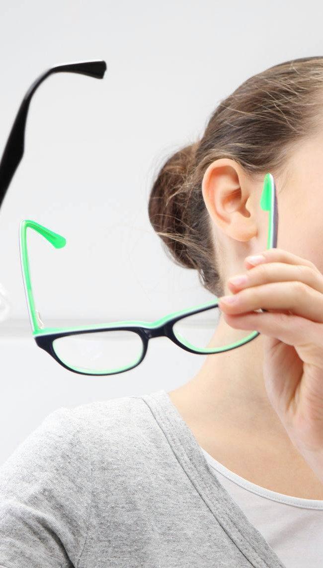 c54bdf042917 Brille ist Lebensfreude …