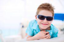 Modische Kinderbrillen …